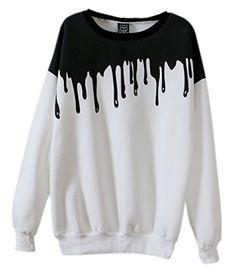 Mooncolour Women's New Fashion Splicing Print Long Sleeve Pullover Mooncolour http://www.amazon.com/dp/B013JUZIPY/ref=cm_sw_r_pi_dp_uog-wb0N74KC5