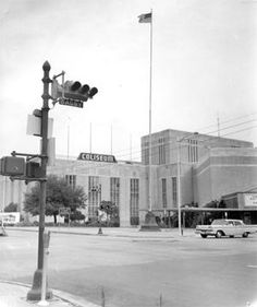 I remember the Sam Houston Coliseum where I attended the rodeo, district conventions, and other events.