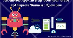 The Mobile Application Development make how can use the android apps for boosting relevant kind of things to be done.