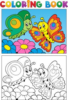 spring coloring pages Spring Coloring Pages, Animal Coloring Pages, Coloring Sheets, Coloring Pages For Kids, Free Coloring, Coloring Books, Colouring, Art Drawings For Kids, Drawing For Kids