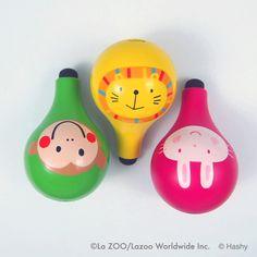 LAZOO baloon touch pen .Bob Hosi Miku .  ラズー バルーン タッチペンに、デザインされているのはラズーのキャラクター達です。猿のボブ、ライオンのホシ、ウサギのミクです。