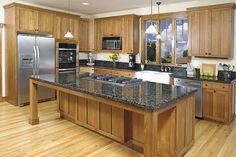 Kitchen, Kitchen Cabinet Ideas LaurieFlower 013: Tips For Choice Of Kitchen Cabinet Ideas