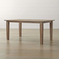"""View larger image of Basque Grey Wash 65"""" Dining Table."""