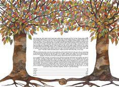Sacred Autumn Arbour Parents'/Grandparents' Gift by Diane Sidenberg