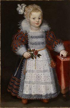 Dutch School Portrait of a Young Girl.jpg
