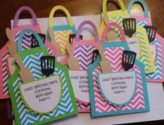 Whats Cooking Theme Party Planning, Ideas & Supplies | Birthday Parties & Showers | PartyIdeaPros.com