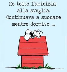 Snoopy Italian Humor, More Than Words, Funny Pins, Good Morning, Comics, My Love, Peanuts, Friends, Woodstock