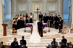 TWA Weddings at Old St. Patrick's | Click the picture to enter our Wedding Giveaway!
