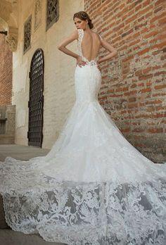 Featured Dress: Bien Savvy; Wedding dress idea.