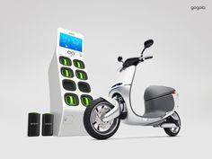 Gogoros Electric Scooters Will Launch In Amsterdam Next #Startups #Tech