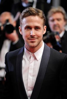 It's like Ryan Gosling is staring right at you.