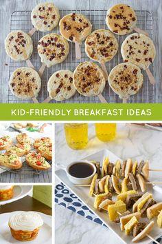 Kid-friendly breakfast ideas