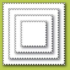 Sets 83987: Memory Box Craft Die Postage Square Layers 30049 -> BUY IT NOW ONLY: $41.75 on eBay!
