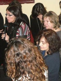 """Presentación del libro """"Mujeres en la Historia"""" en Madrid."""