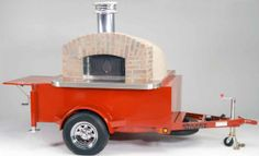 Wood Fired Pizza Trailer Wayzata MN Very inspirational.