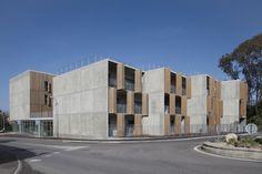 Gallery - Social Housing + Shops in Mouans Sartoux / COMTE et VOLLENWEIDER Architectes - 30