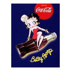 betty coca cola   PANNEAUX PUBLICITAIRES ANCIENS DIVERS - Page 23