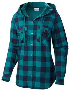 Columbia Times Two Hooded Shirt for Ladies | Bass Pro Shops
