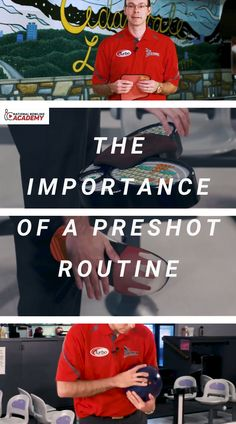 A pre shot routine is what you do before you are ready to take a shot. Keep in mind that there is no right or wrong way to do a bowling pre shot routine. Bowling Tips, Going Through The Motions, Take A Shot, Improve Yourself, Coaching, Routine, Track, Play, Shit Happens