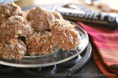 Chocolate Almond Balls | Jen's Favorite Cookies | Recipes & Photos