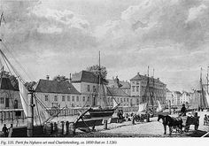 Nyhavn 1850