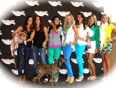 Francesca's Clothing and the Humane Society Coastland Mall's Paws and Patterns Fashion Show. What a wonderful success.
