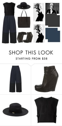 """dirty vibe"" by cxtxb ❤ liked on Polyvore featuring Calvin Klein Collection, Rick Owens, Vince Camuto and adidas Originals"
