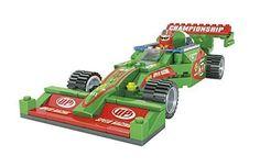 Ausini Championship Sleek Racing Car Building Bricks 159pc Educational Blocks Set Compatible to Lego Parts  Great Gift for Children *** For more information, visit image link.
