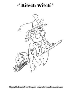FREE witch to stitch by lacerslife. Personal use only please