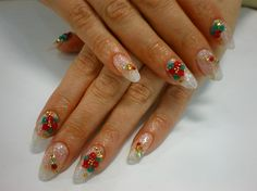 X'mas nail art
