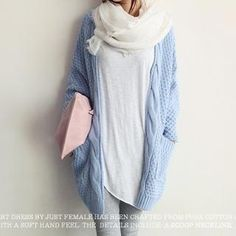 Open-Front Cable-Knit Cardigan from #YesStyle <3 NANING9 YesStyle.com