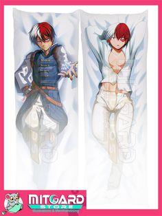 Boku no hero academia _ todoroki shoto - dakimakura body pillow Boku No Hero Academia Todoroki, My Hero Academia Manga, Anime Naruto, Anime Guys, Cute Pillows, Kids Pillows, Body Pillow Anime, Anime Body, Mystic Messenger Memes