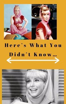 I Dream Of Jeannie: Then, Now, and Fun Facts About the Show I Dream Of Jeannie, Shocking Facts, Girl Gang, Animal Memes, Funny Photos, Funny Texts, My Dream, Fun Facts, Beauty Hacks