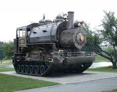Loco-tank steampunk