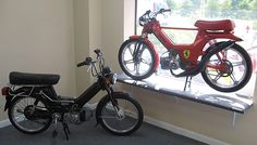 Puch maxi mopeds