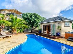 Wellington - Wairarapa/Kapiti Coast/Paraparaumu Beach holiday home rental accommodation - Kapiti Resort - Paraparaumu Beach Executive Rental
