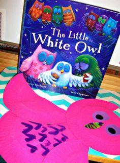 The Litttle White Owl-Character Development for Friendship and Tolerance