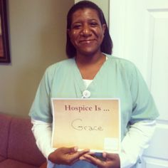 Hospice is grace. #hospicemonth #grace #hospice