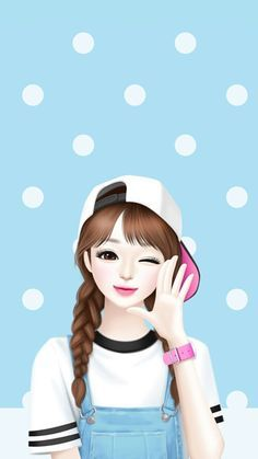 Shared by 𝐆𝐄𝐘𝐀 𝐒𝐇𝐕𝐄𝐂𝐎𝐕𝐀 👣. Find images and videos about girl, Enakei and mellow j on We Heart It - the app to get lost in what you love. Girl Cartoon Characters, Cartoon Girl Images, Cute Cartoon Pictures, Cute Cartoon Girl, Girly Pictures, Anime Girl Cute, Girly Images, Beautiful Girl Drawing, Cute Girl Drawing