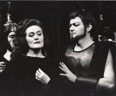 December 1967 Covent Garden in London - Norma with Joan Sutherland, Marylin Horne, Franco Tagliavini ,conductor Richard Bonynge.