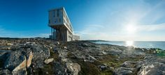 Take a look inside the breathtaking hotel that sits at the edge of the Earth