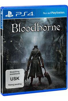 Bloodborne PS4 Spiel http://www.gamersheaven.de/Bloodborne-Uncut-PS4-Spiel