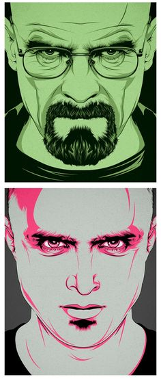 Breaking Bad by CranioDsgn // #tv