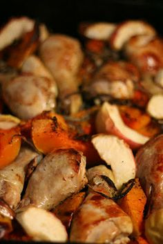 csajka-land: Összeszórom: bazsalikumos csirkecomb
