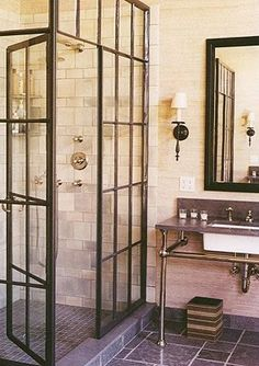 MAGNIFICENT MASTER BATHROOMS | Mark D. Sikes: Chic People, Glamorous Places, Stylish Things