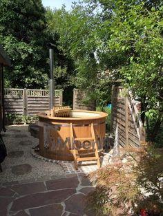 Thomas, Hellikon Schweiz - Backyard Pool Landscaping, Landscaping Tips, Hot Pot, Kidney Shaped Pool, Bush Plant, Mini Pool, Rock Design, Countryside, Swimming Pools
