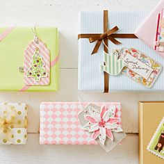 Elevate your gift-giving with fabric gift tags that double as keepsake  ornaments.