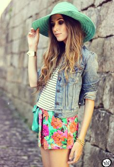 @roressclothes closet ideas #women fashion Pretty Casual Outfit Ideas for Summer
