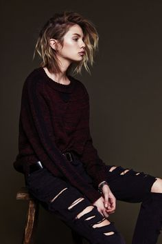 Cute Knitwear This Fall '14 From For Love & Lemons