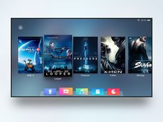 Launcher Movies